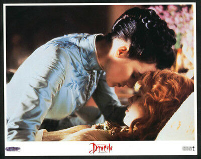 Dracula-8X10 Color Photo-1992 Horror/women In Bed Fn