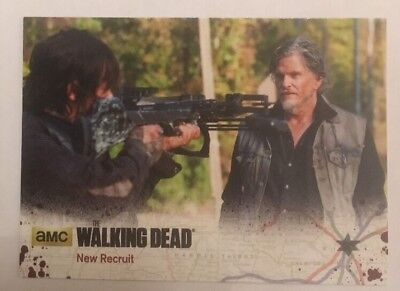 #55 New Recruit Card The Walking Dead Season 4 Part 2