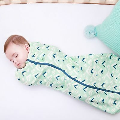 ErgoPouch Cocoon Baby Organic Winter Swaddle Sleeping Bag 2.5 Tog 3-12 Months