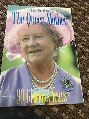 The Queen Mother, 90 Glorious Years Book