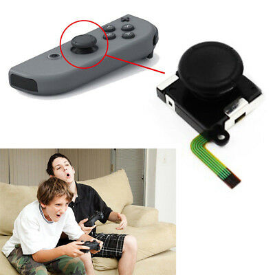 New Thumb Stick Joystick 3D Analog Sensor Rocker For Nintendo Switch Joy-con