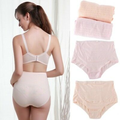 UK Pregnant Women Knicker Maternity Underwear Tummy Over Bump Support Panties