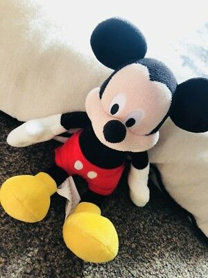 Mickey Mouse Club House Disney Store Soft Toy Small Plush #2