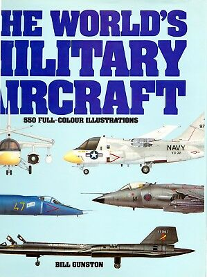 """Octopus Books Publication """"The World's Military Aircraft"""""""