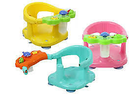 Safety Chair Anti Slip Bath Ring Baby Seat Tub Eesy Baby Infant Toddler New Box