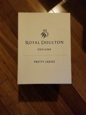 Royal Doulton Afternoon Tea Canadian Exclusive HN 5498 Limited Edition 548/1500