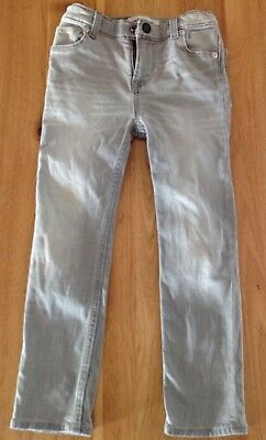 Boys Grey Quiksilver Skinny Jeans. Size 6. Great Condition.