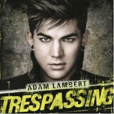 Adam Lambert - Trespassing (Deluxe Version)  Cd +++++++++++++New+