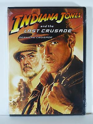 Indiana Jones and the Last Crusade (DVD, 2008) Action/Fantasy, Harrison Ford