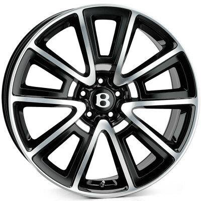 21 Ssr Bentley Style Alloy Wheels