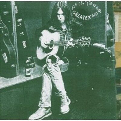 Neil Young - Greatest Hits Cd + Dvd Rock 16 Tracks New+