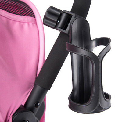 Baby Stroller Universal Cup Holder Pram Nursing Bottle Umbrella Rack Utility