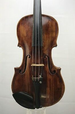 Very Early Old Violin -Hopf (18th Century-early 19th)