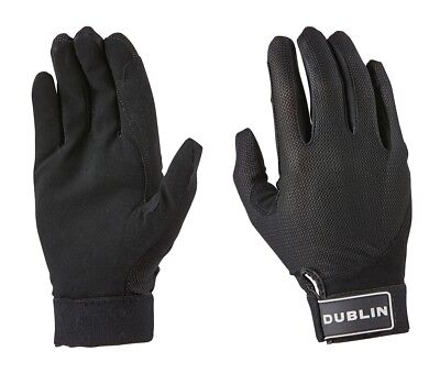 Dublin Meshback Riding Gloves Adults