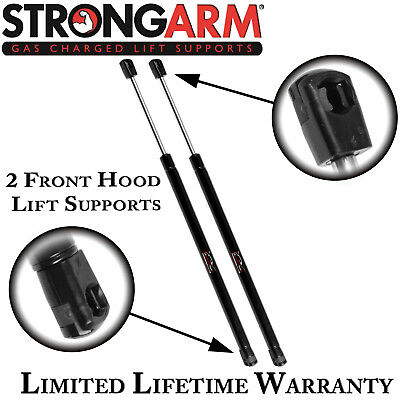 Qty (2) StrongArm 4352 Fits Honda Accord 1998 To 2002 Front Hood Lift Supports
