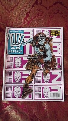 The Best of 2000AD With Mega Special & Sci Fi Special