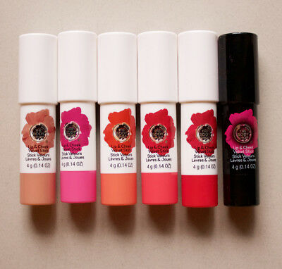 The Body Shop Lip And Cheek Stain-Various.brand New.