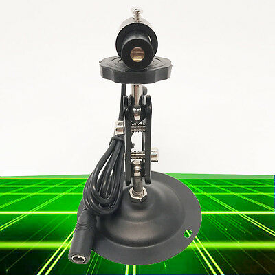Industrial 532nm 50mW Green Laser LINE Module/with power adapt and bracket