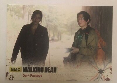 #63 Dark Passage Card The Walking Dead Season 4 Part 2