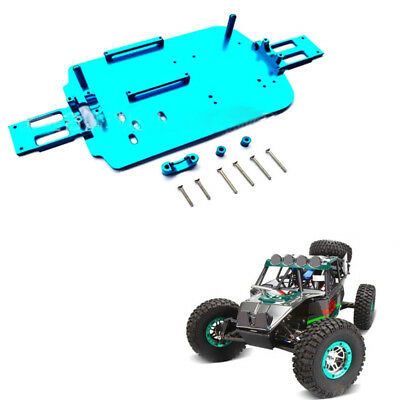 WLtoys Upgrade Metal Chassis Car Bottom A949 A959-B A969 A979 K929 1/18 RC Cars