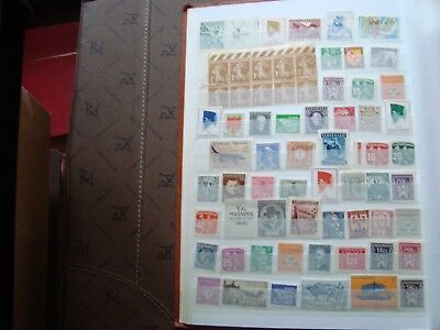 Set of 55 stamps n stamp