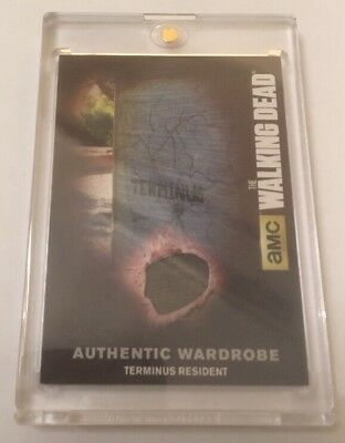 M30 Terminus Resident Card Authentic Wardrobe The Walking Dead Season 4 Part 2