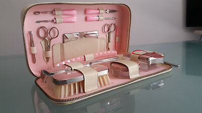 Vintage Beauty Case, Unused Condition, 1950 / 60. Everything Is Perfect.