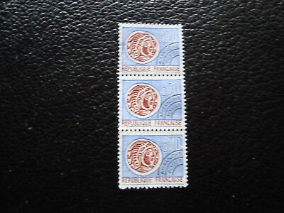 FRANCE - stamp yvert and tellier preoblitere n° 129 x3 (without gum) (A7) stamp