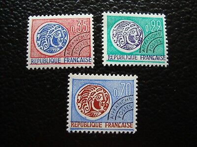 FRANCE - stamp yvert and tellier preoblitere n° 125 127 129 n (A6)stamp french