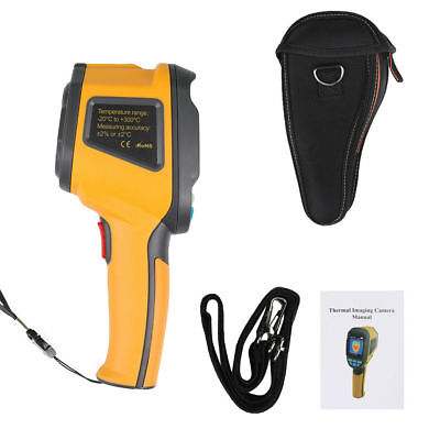 Precision Infrared Thermometer Imager HT-02D Protable Thermal Imaging Camera