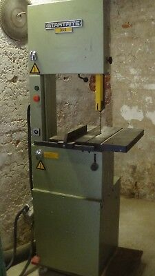 Startrite 352 Bandsaw 3 Phase-Used but in very good working order