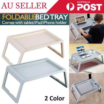 Portable Folding Laptop PC Desk Lap Bed Tray Dinner Read Notebooks Table Stand
