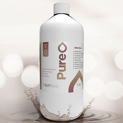 Pure Tan - Light 1000ml