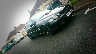 Volvo s60 2.4T petrol manual