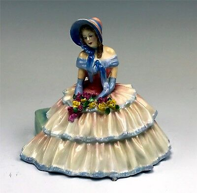 Vintage Royal Doulton Pretty Lady Figurine, Day Dreams HN1731