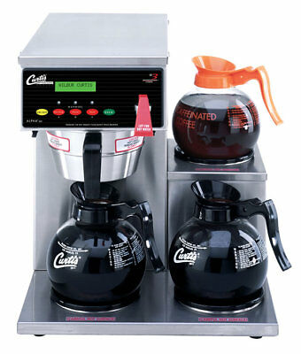 WILBUR CURTIS ALPHA3GT Thermal BREWER, COMES W/ 30 DAY LIMITED PARTS WARRANTY