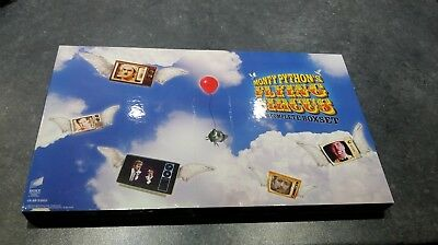 Monty Python's Flying Circus c/w Fawlty Towers - Both  DVD complete box sets