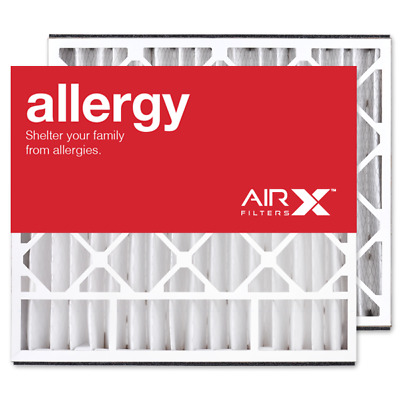 20x25x5 AIRx ALLERGY GeneralAire 14201 Replacement Air Filter - MERV 11