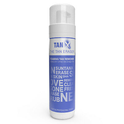 tan-x moussant bronzage solvant - 200ml