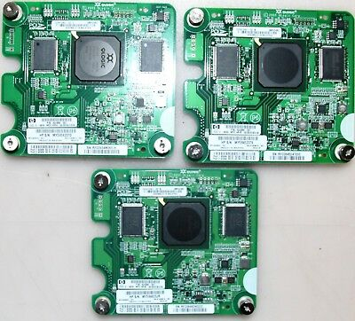 3 x HP QLOGIC, FC HBA 4GBPS DUAL-PORT, 405920-001 (2)