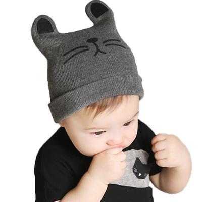 Autumn Baby Hat Cotton Beanie Cap Toddler Infant Boy Clothing Girl Knitted Hats