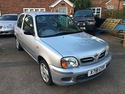 2000 Nissan Micra 1.0 only 34k from new!!