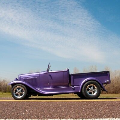 1931 Ford Model A Roadster Pickup Street Rod 1931 Ford Model A Roadster Pickup Street Rod