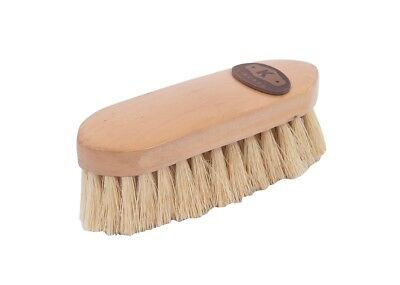 KINCADE WOODEN DELUXE DANDY BRUSH NATURAL SMALL in Natural