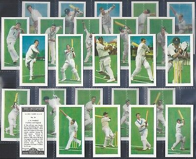 Kane-Full Set- 1956 Cricket Ers (2Nd Series 26-50 (50 Cards)) - Exc+++