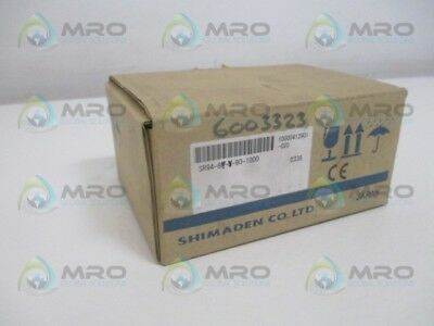 Shimaden Sr94-8Y-Y-90-1000 Digital Controller *new In Box*