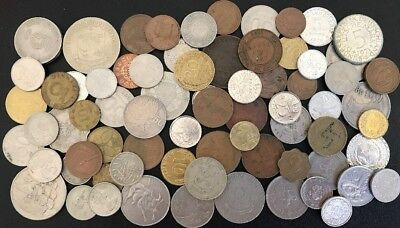 World Coins Bulk X 70 Coins Deceased Estate (1)