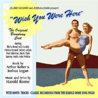 Original Soundtrack - Wish You Were Here  Cd New+