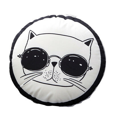 Dual-use Cute Soft Pillow, Bedding Cover For Home Car Office Napping 08
