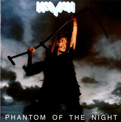 Kayak ‎– Phantom Of The Night ULTRA RARE COLLECTOR'S CD! FREE SHIPPING!